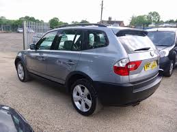 ... Used BMW X3 3.0i Sport 4X4 In Grey With Full Leather For Sale In