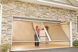 Appealing Sliding Garage Screen Door Rollers U Ideas Pic Of