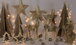 Hübsche Weihnachtsdeko In Stilvollen Naturtönen Frank