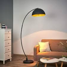 Gebogen Staande Lamp Golden Sun In 2019 Lampen Staande Lampen