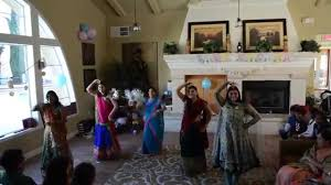 Traditional Indian Baby Shower Dance For Riddhiu0027s Baby Shower Baby Shower Dance Songs
