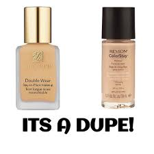 estee lauder advanced night repair dupe these are both fantastic foundations but you guys know me if i can find an affordable