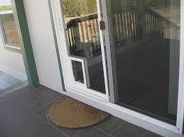 endura flap dog door installation instructions awesome electronic patio pet door doors design for house