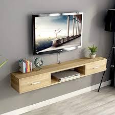 gdf floating shelves wall mounted media