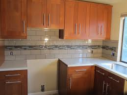 Marble Tile Backsplash Kitchen Khaki Glass Subway Tile Travertine Subway Backsplash Tiles