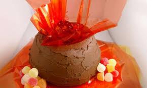 Volcano Birthday Cake Kidspot