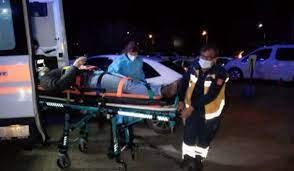 Çorlu'da iki araç çarpıştı: 4 yaralı - GÜNCEL Haberleri