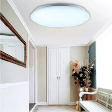 Kitchen Lighting Requirements 12w Led Ceiling Down Light Wall Lamp Flush Mounted Kitchen