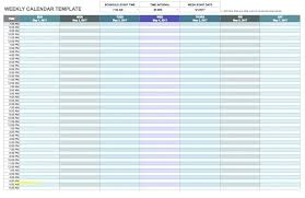 Weekly Appointment Calendar Excel Weekly Appointment Calendar Excel Zrom Oniricfs Us