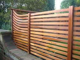 Modern Fence Ideas Decorative Fence For Modern Home Design 4 Home