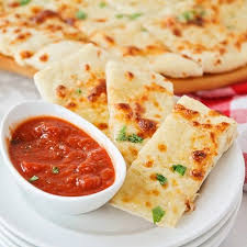 30 Minutes Cheesy Breadsticks Somewhat Simple