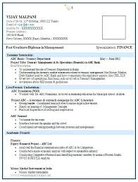 Sample Resume For Diploma Electrical Engineer Resume Format For