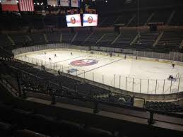 Nassau Coliseum Seating Chart Hockey Nassau Veterans Memorial Coliseum Section 239 Home Of Long
