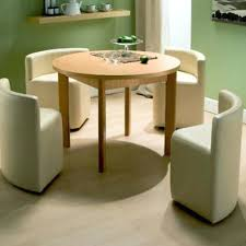 catchy round space saving dining table and chairs within dining hygena space saver dining table house
