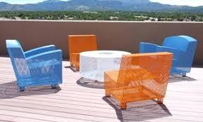 modern metal outdoor furniture. Out Door Metal Furniture Modern Outdoor Black U