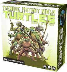 IDW Games Teenage Mutant Ninja Turtles ...