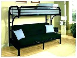 couch bunk bed. Loft Bed With Couch Underneath Bunk Sofa