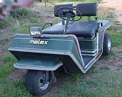 melex vintage golf cart parts inc melex