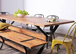 Cool industrial look table and chairs from Vast Interior ...