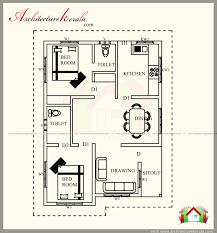 700 square feet kerala style house plan architecture kerala
