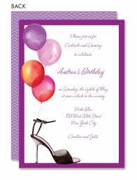 Formal Invitation Birthday Party Invitation Templates Free