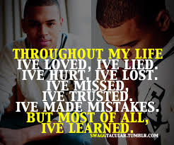 Chris Brown Quotes Adorable Love Chris Brown Quotes Tumblr On QuotesTopics
