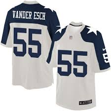 White - Throwback Jersey Dallas Esch Men's Vander 55 Limited Leighton Nike Cowboys Alternate Nfl|Saints Vs Buccaneers Vegas Odds, Sport Preview & Prediction