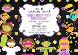Costume Kids Party Birthday By Graciegirldesigns77 On Etsy