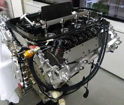 Honda's F1 engine revealed - Racecar Engineering