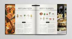 recipe book design with icons and photos neat idea adding the icons to show what the ings are find this pin and more on cookbook inspiration