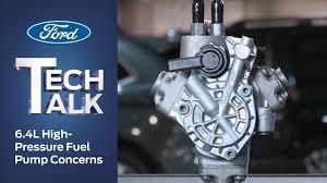 6 4l power stroke diesel high pressure fuel pump concerns ford 6 4l power stroke diesel high pressure fuel pump concerns ford tech talk