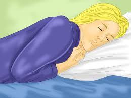 How to Sleep on Your Back Comfortably: 7 Steps (with Pictures)