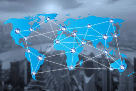 what is the world wide web today map connected