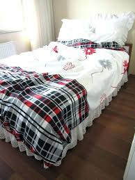red and black plaid bedding tartan plaid bedding white red black gray fl blossom bloom duvet cover twin king flannel red black buffalo plaid bedding