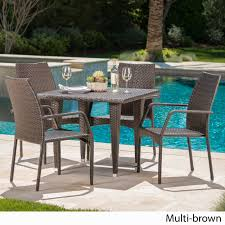 5 piece outdoor dining set. 5 Piece Outdoor Dining Set I