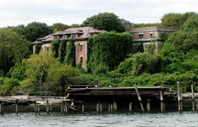 Critic's notebook a new $260 million park floats on the hudson. North And South Brother Islands New York City Wikipedia