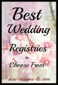 top places to register for wedding. Wonderful Top Donu0027t Miss Out On These Top Wedding Registries These Quick Tips  Will Inside Top Places To Register For Wedding