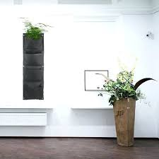 wall mount planter custom creative wall metal flower