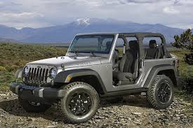 taking the doors off your jeep wrangler
