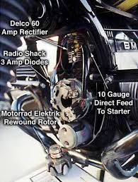 ok charging system guru s wtf is up my gs page 4 gm automotive diode board in place of the stocker i went a 10 gauge wire straight to the battery cable at the starter an automotive fusible