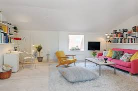 One Bedroom Apartment Decor Small Studio Decorating Ideas Modern Small Studio Apartment