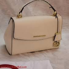 michael kors ava small saffiano leather satchel