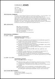 Entry Level Resume Template Amazing Free EntryLevel Resume Templates ResumeNow