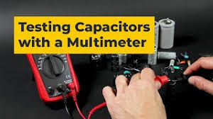 a multimeter and lcr meter