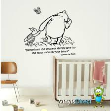 pooh wall stickers