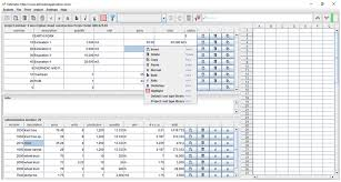 construction estimating software products project estimating displaying items units quantities and costs in estimator application