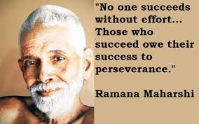 Ramana Maharshi's quotes, famous and not much - QuotationOf . COM via Relatably.com