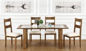 dining table material. buy marlow 6 seater dining table, glass top online in india - livspace.com table material