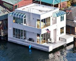 Small Picture Tour a Small Houseboat in Seattle HGTV