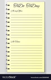 To Do List Or To Do List Things To Do List Today